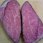 至福の一時 和牛のステーキ