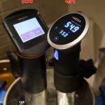 低温調理器「Anova」の新旧比較