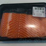 【糖質制限食】鮭のソテー 欧米レストラン風の焼き具合