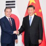 「GSOMIA継続」を決める直前に、韓国は【中国と防衛協定】を結んだ