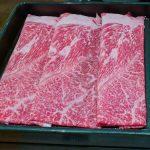 「和牛のシャブシャブ食べ放題」4人で30皿。【モーモーパラダイス@Lot10】
