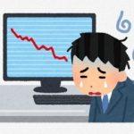 【為替】リスクオフ突入か。円高。リンギットも安い。株式市場は真っ青。