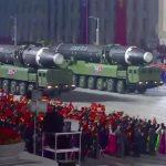 北朝鮮の「軍事パレード」から今までとはかなり違って【近代化している】のがわかる