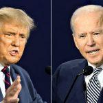 マジっすか?「アメリカ大統領選の【テレビ討論】を見た?面白かったね~」とヨメさん。